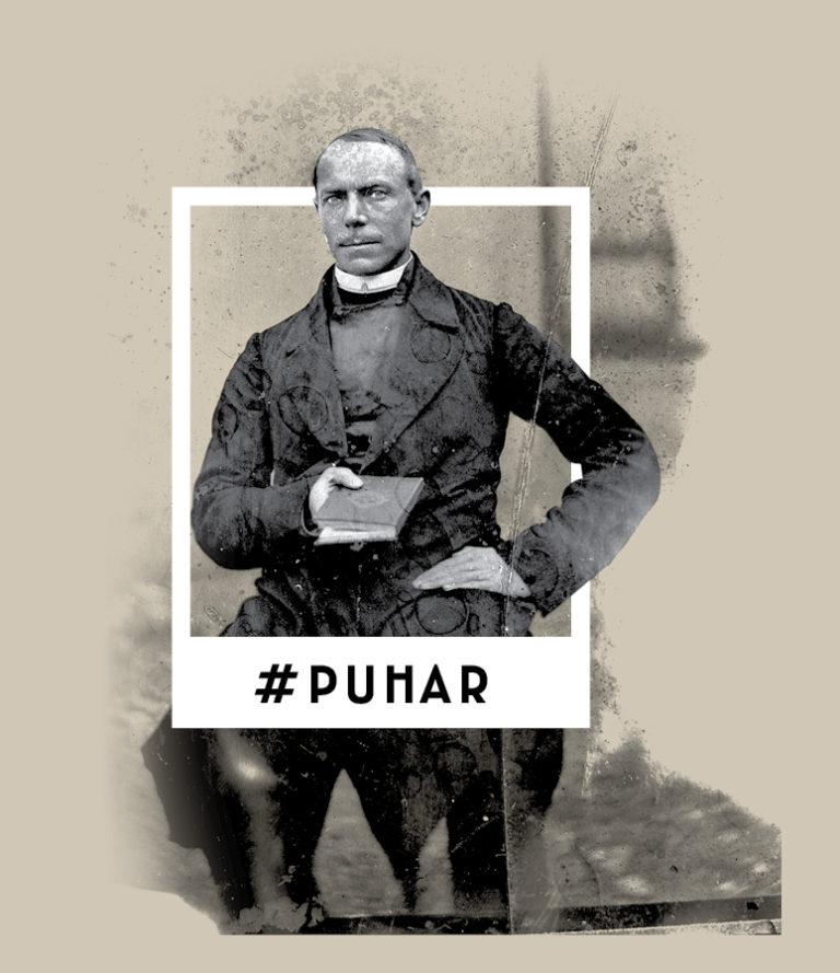 Janez Puhar | Kabinet izumitelja Puharja